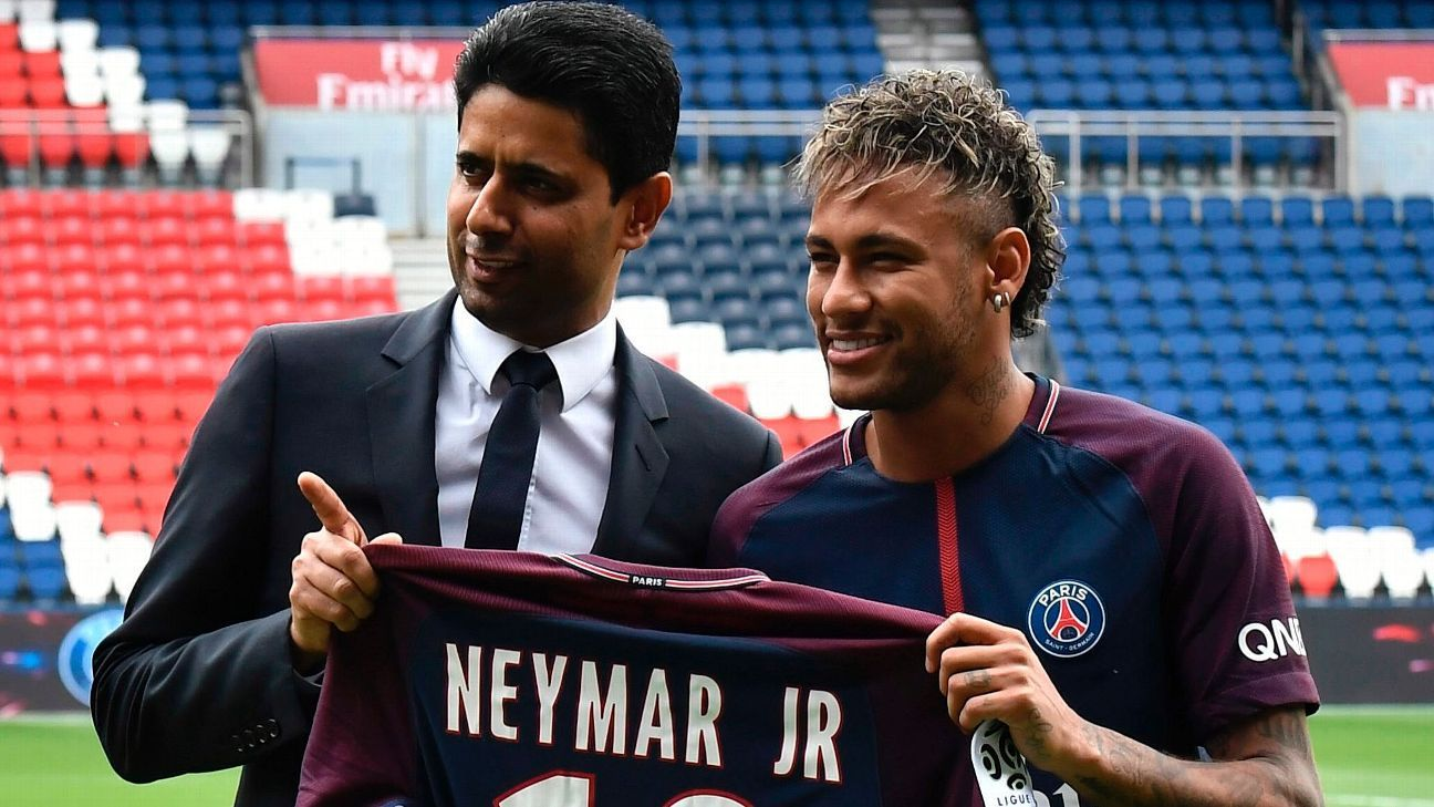 PSG's financial fair play situation on agenda in meeting with UEFA