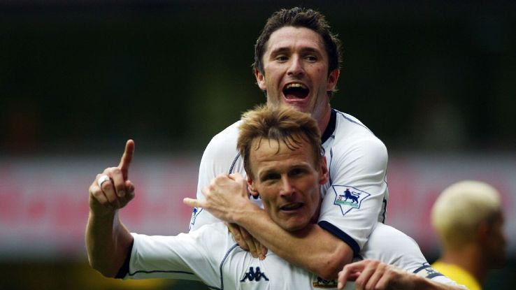 Robbie Keane will reunite with his former teammate Teddy Sheringham at ATK.