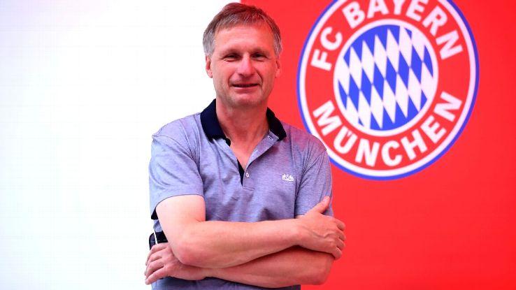 Michael Reschke is leaving Bayern Munich to join Stuttgart.