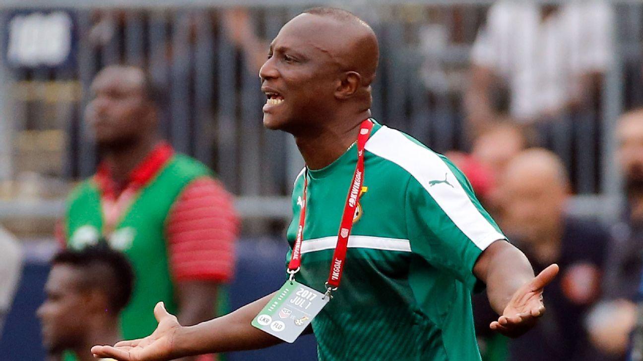 Kwesi Appiah of Ghana