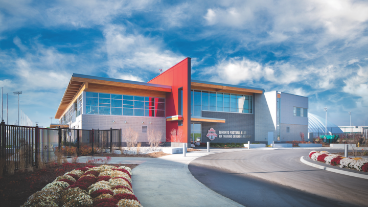 Toronto FC Kia Training Ground