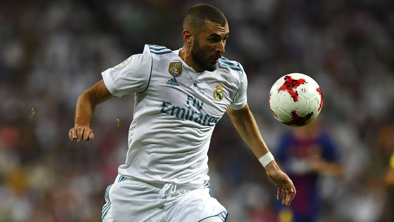 Karim Benzema: Real Madrid are in a golden age and I won't look elsewhere - ESPN FC