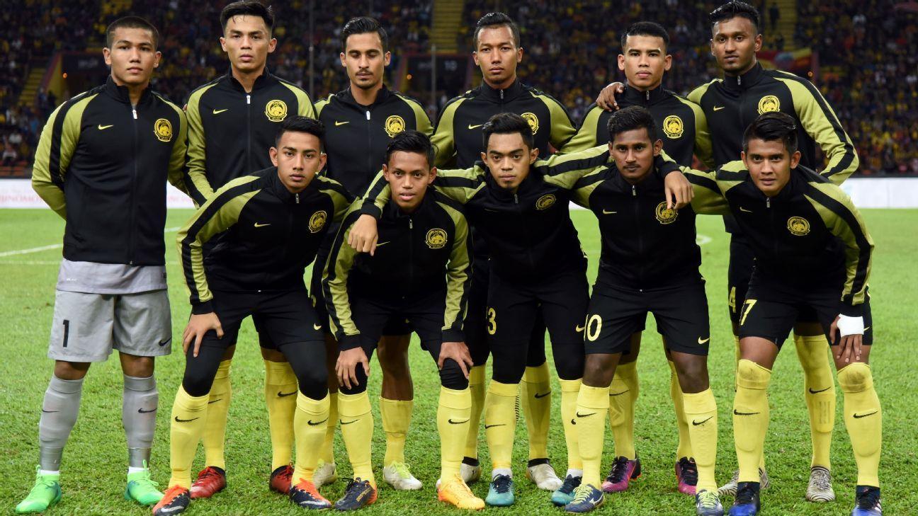 Malaysia U22 v Singapore 2017 SEA Games