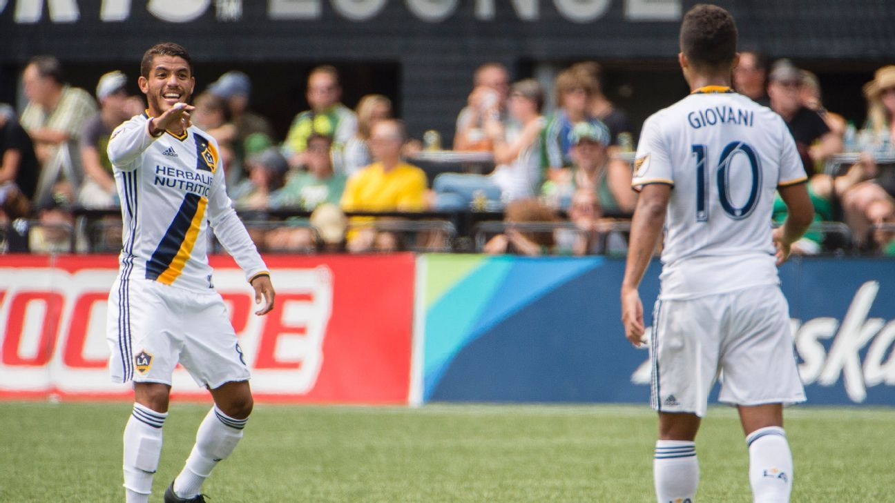 LA Galaxy not looking to sell Jonathan and Giovani dos Santos - Chris Klein