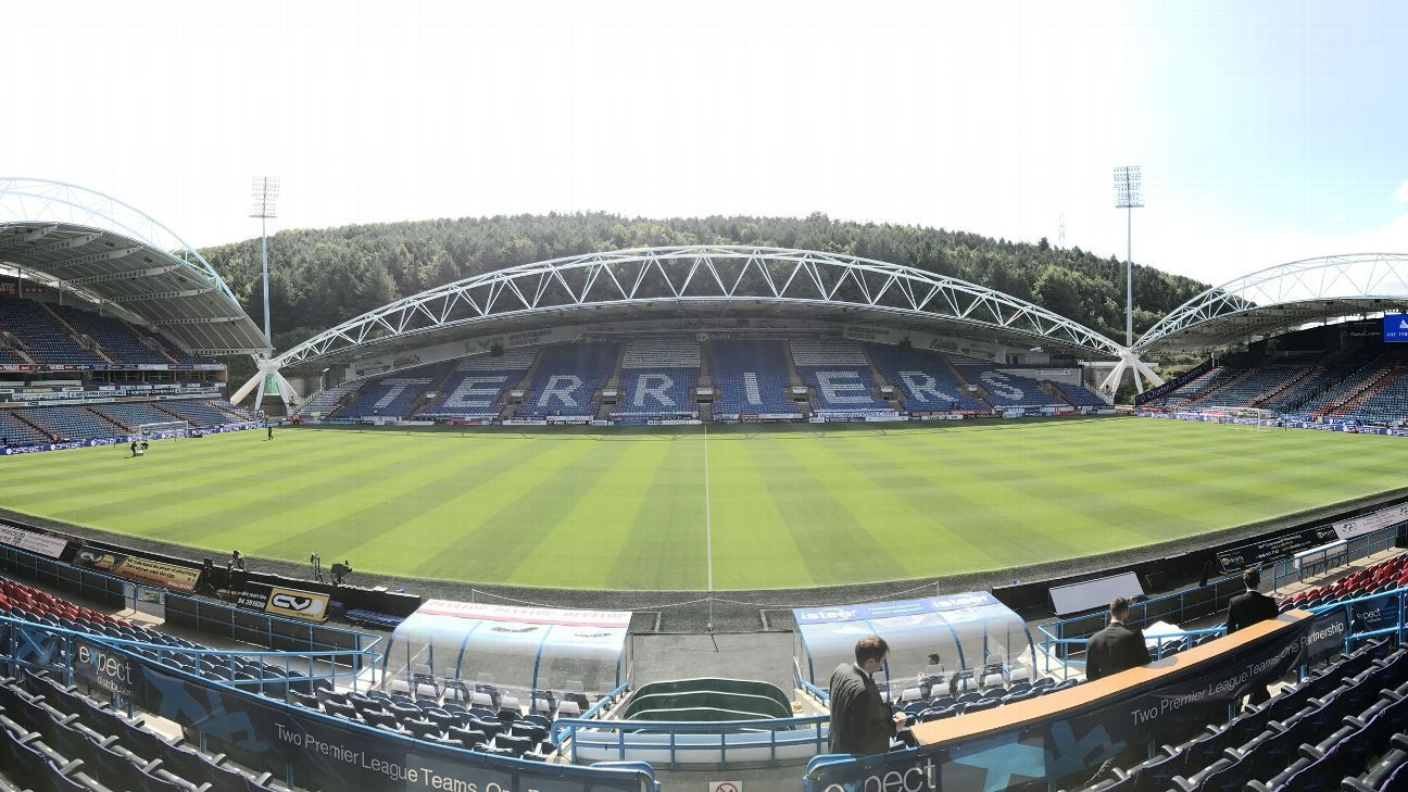Iain Macintosh is in place for Huddersfield Town vs. Newcastle.