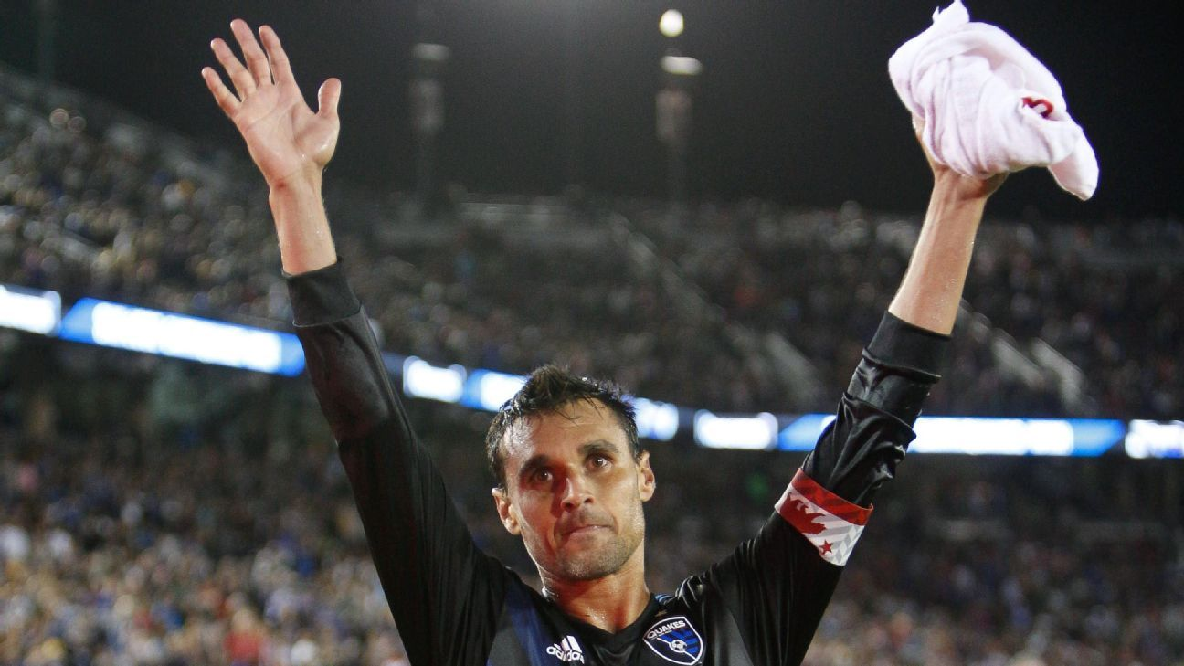 Chris Wondolowski takes second place in all-time MLS scoring list