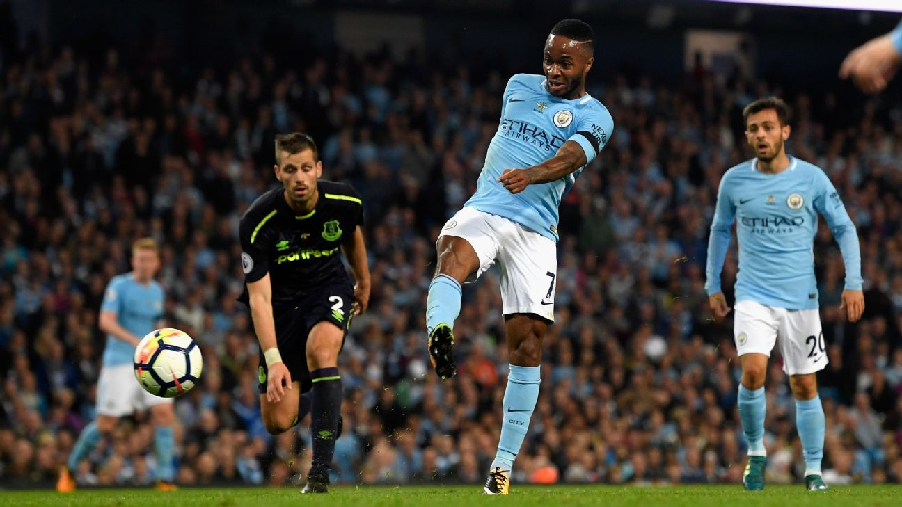 Raheem Sterling saved the day in the 82nd minute.