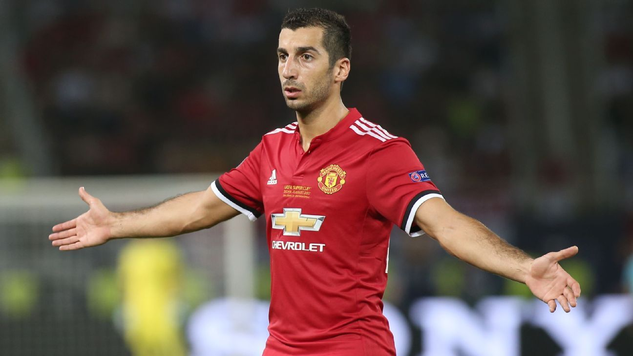 Assists aplenty for Mkhitaryan, who must now increase his goal output