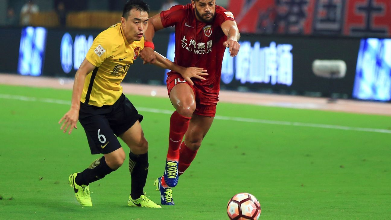 Feng Xiaoting of Guangzhou Evergrande