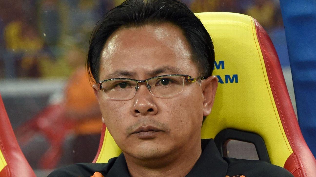 Malaysia SEA Games coach Ong Kim Swee