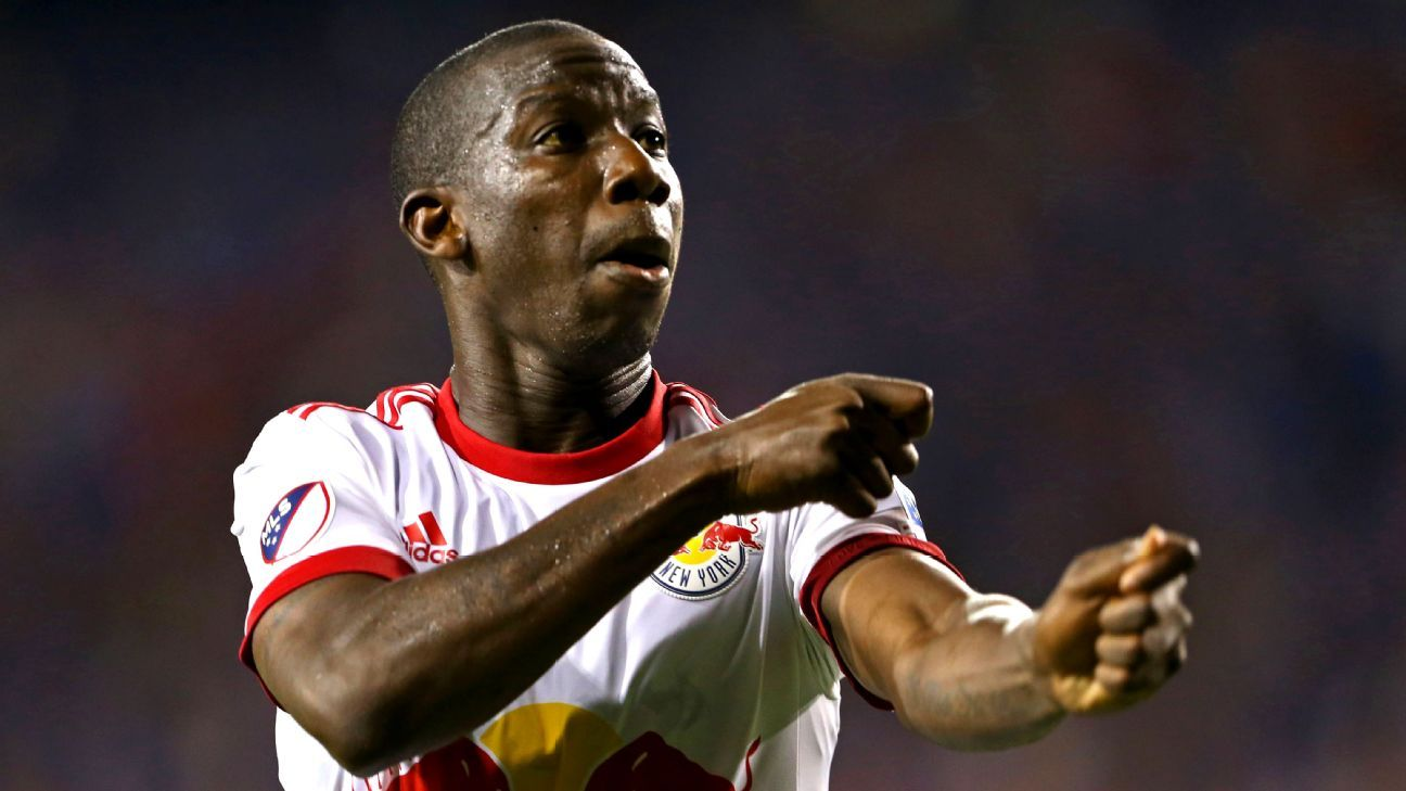 Winning the Golden Boot two of the past three seasons hasn't brought Red Bulls forward Bradley Wright-Phillips too much of the MLS spotlight.