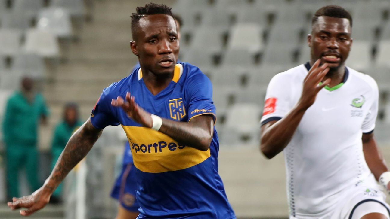 Teko Modise has hit the ground running at his new club Cape Town City, by scoring on debut against Platinum Stars on 23 August 2017.