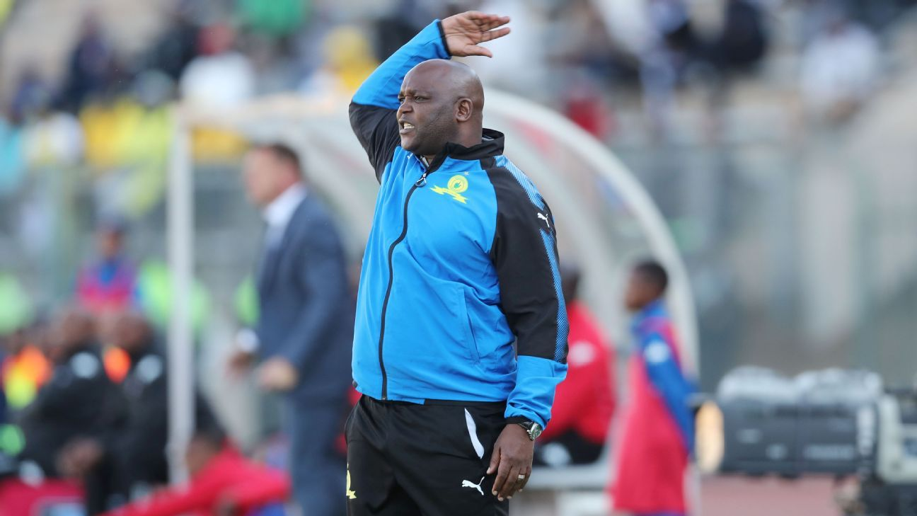 Mamelodi Sundowns coach Pitso Mosimane has reason to be frustrated with how his team have started the 2017/18 season -- following two losses from their first three matches.