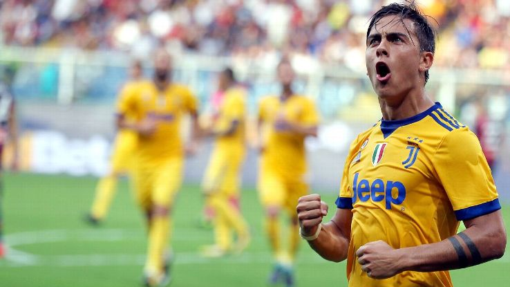 Paulo Dybala's hat trick, Gonzalo Higuain's vision resurrect Juventus
