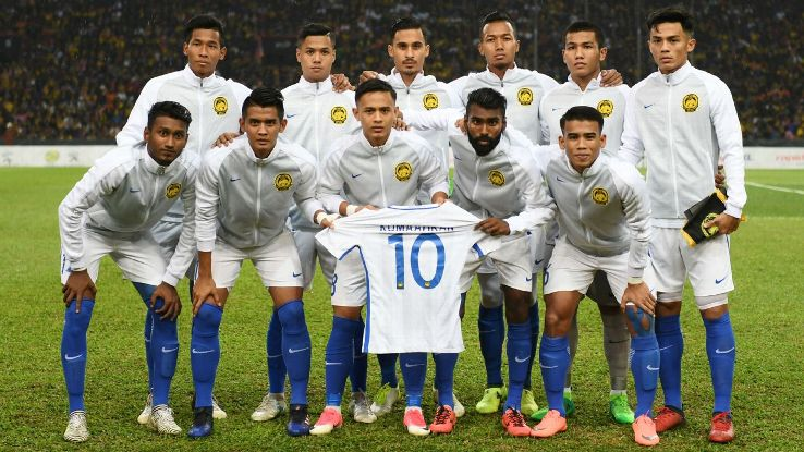 Malaysia team for 2017 SEA Games final