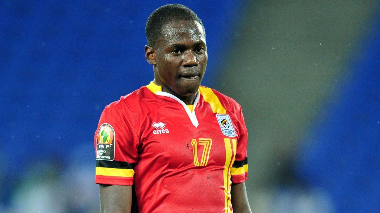 Farouk Miya of Uganda