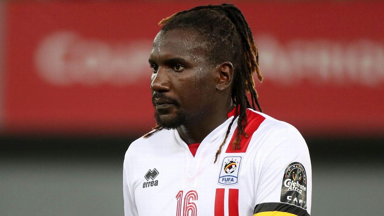 Hassan Wasswa of Uganda