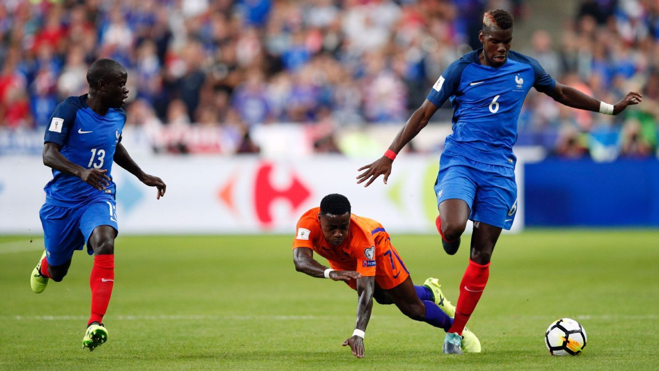 Paul Pogba will be at his best for France in World Cup - Hugo Lloris