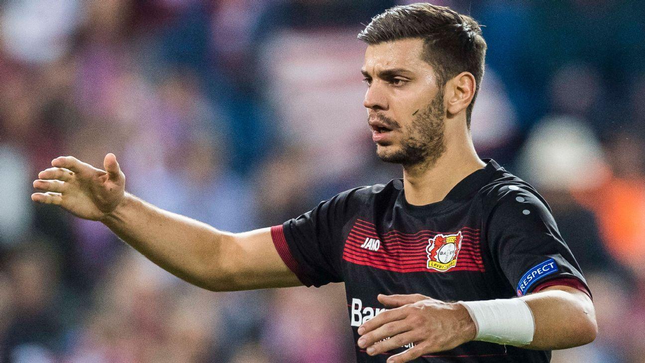 Aleksandar Dragovic Leverkusen