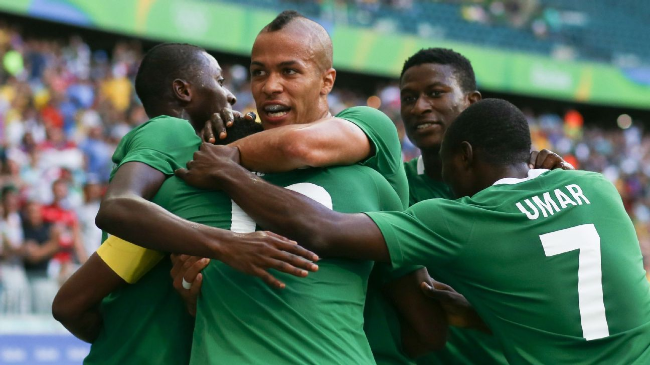 William Troost-Ekong & Nigeria