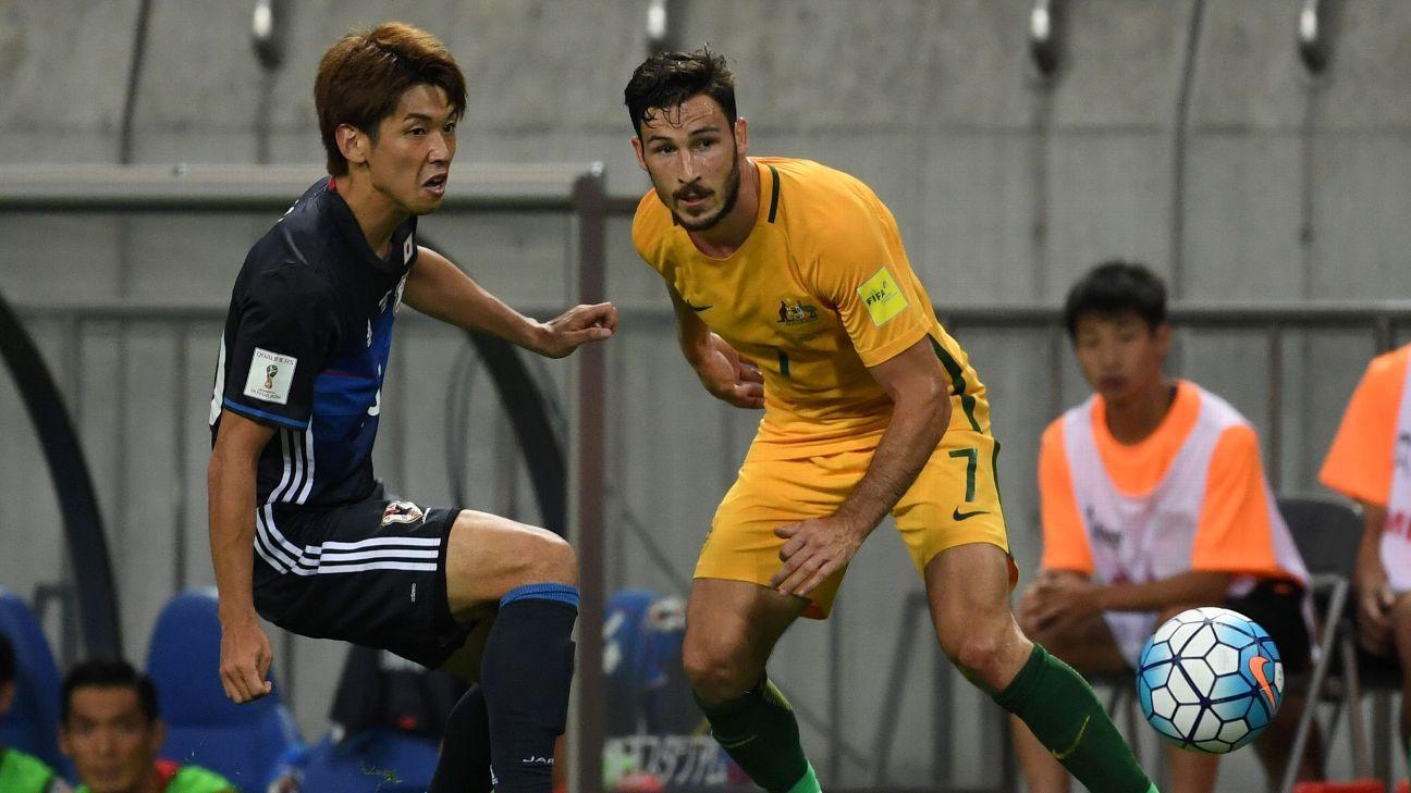Yuya Osako & Mathew Leckie