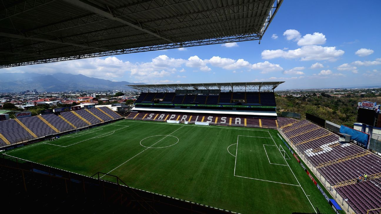 Estadio Ricardo Saprissa Ayma Costa Rica
