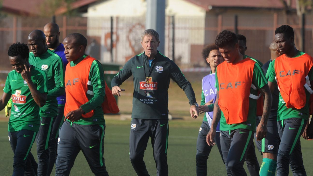 Stuart Baxter's Bafana Bafana are by no means out of the running for the 2018 FIFA World Cup in Russia, despite their away loss to Cape Verde.