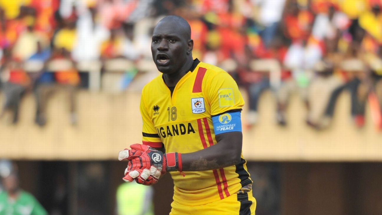 Uganda captain Denis Onyango was one of Micho's early discoveries, when he was coach at SC Villa from 2002.