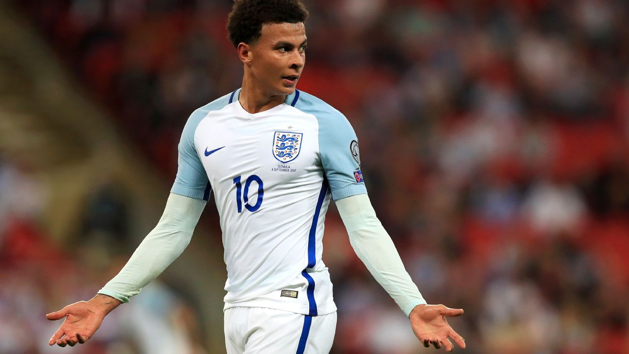 FIFA opens disciplinary proceedings against England's Dele Alli