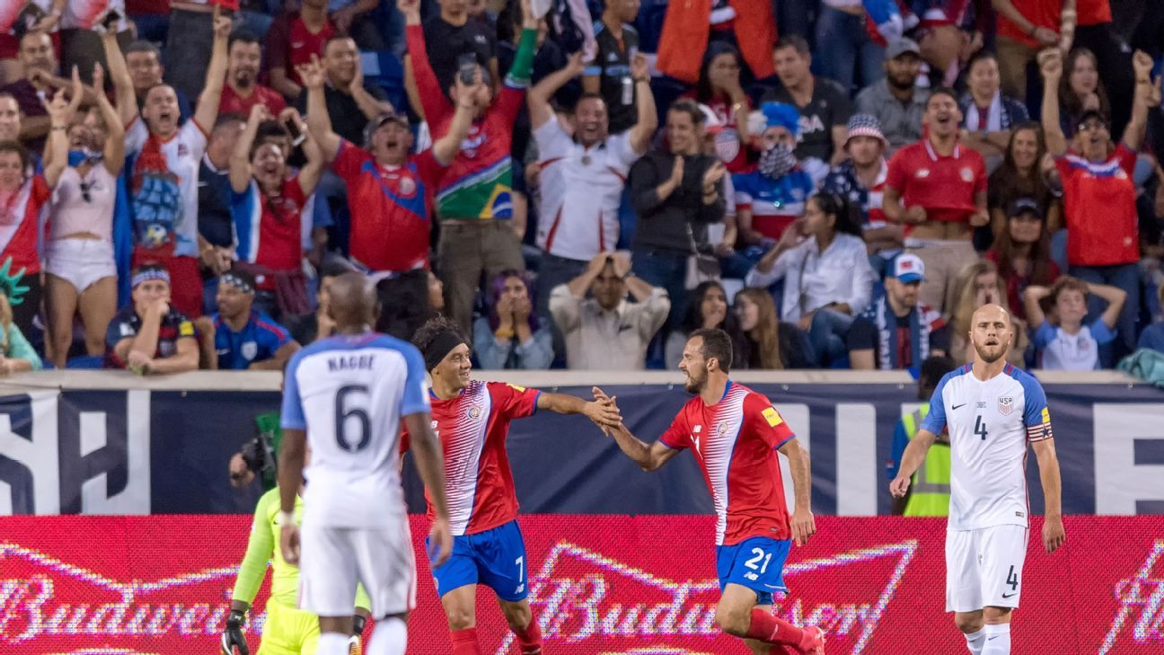 Costa Rica celeb fans