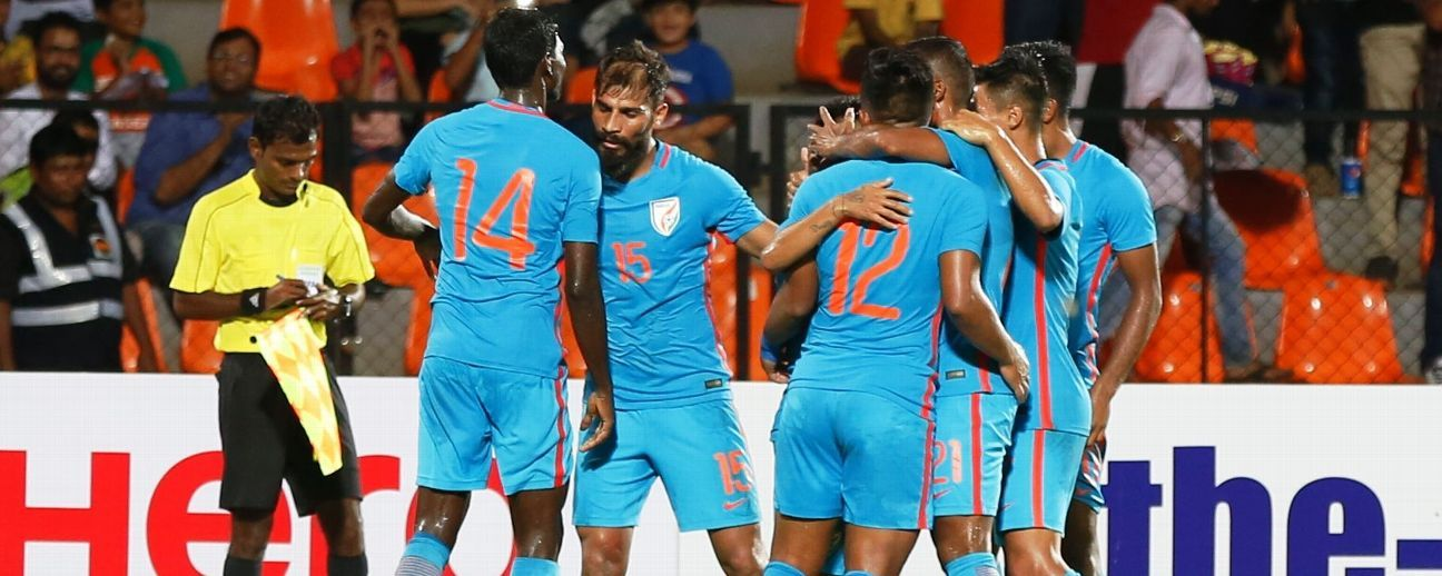 In the past three months, Balwant Singh has played four times for India, with three goals and one assist.