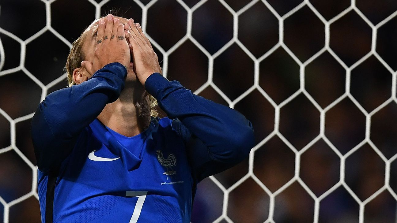 France have the talent to win the World Cup; now they need the mentality