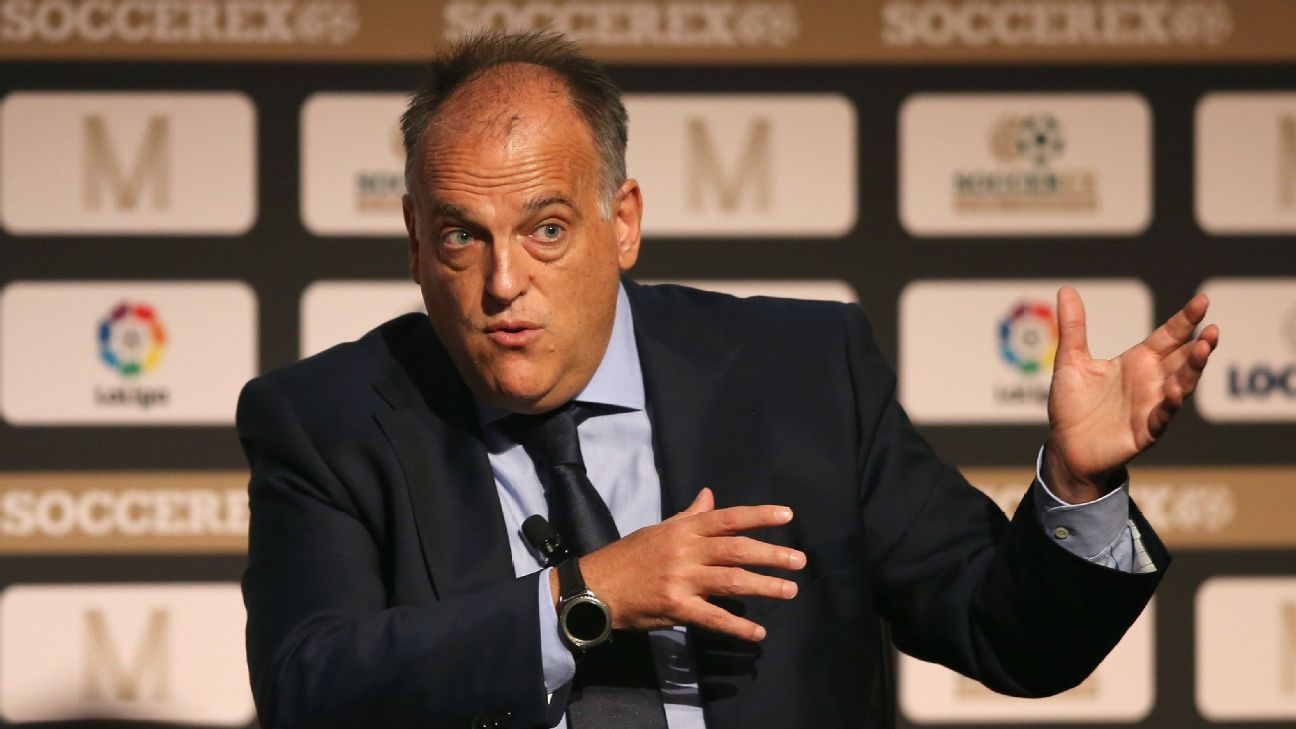 Javier Tebas: Truth must come out over La Liga match-fixing claims