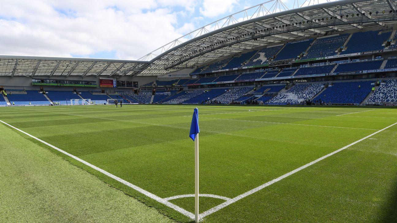Amex Stadium general view