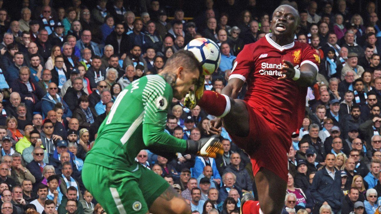 Manchester City keeper Ederson avoids broken bone but may miss one