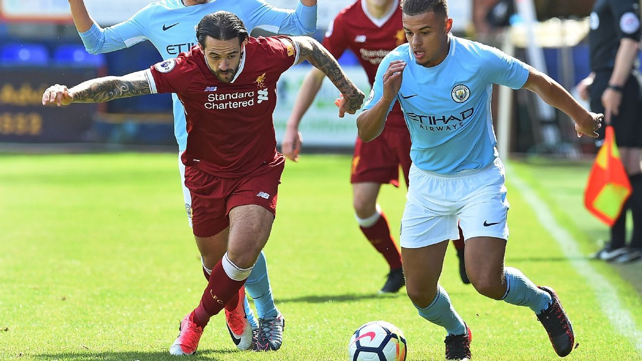 Danny Ings Liverpool U23s 20170910