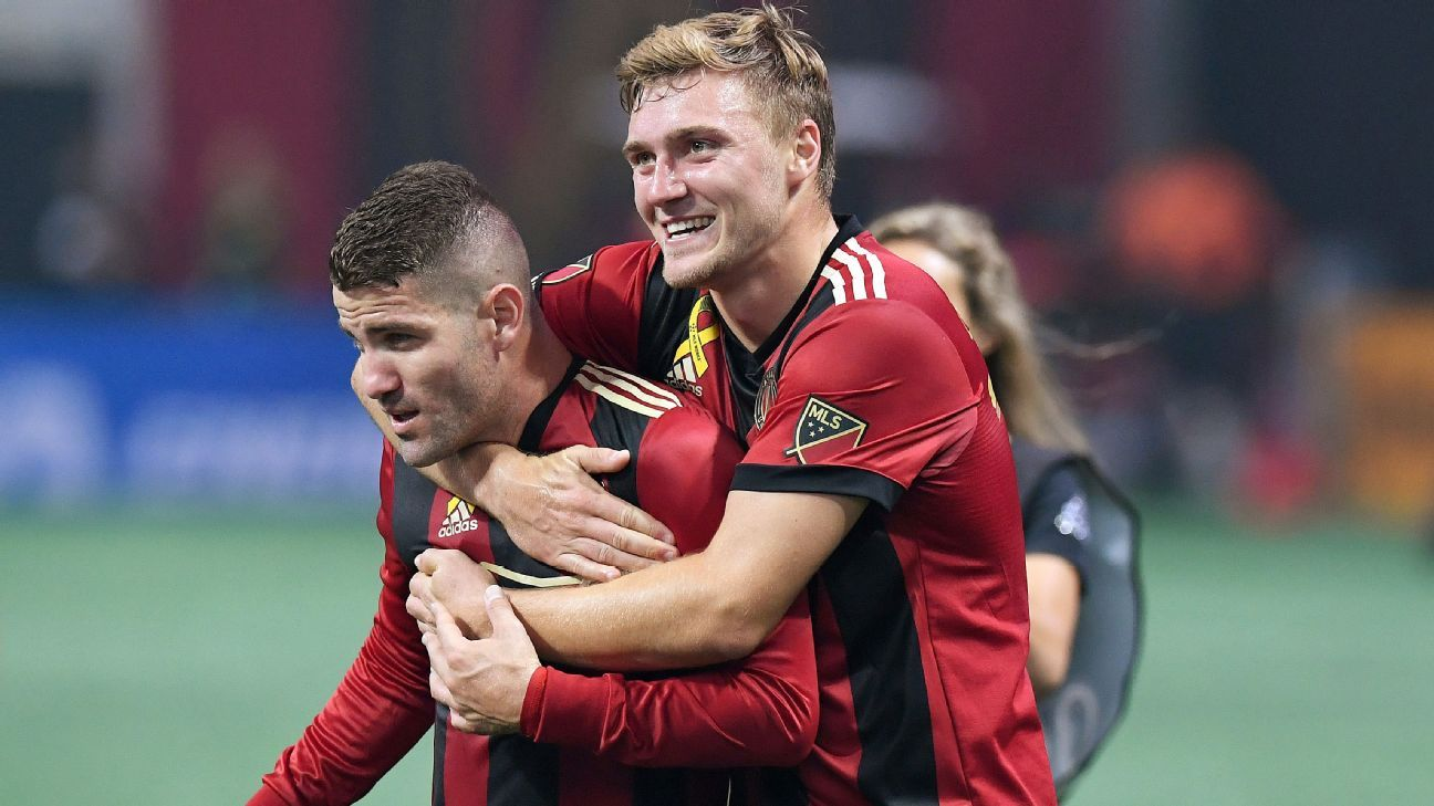 Atlanta surges up MLS Power Rankings but top three remains unchanged