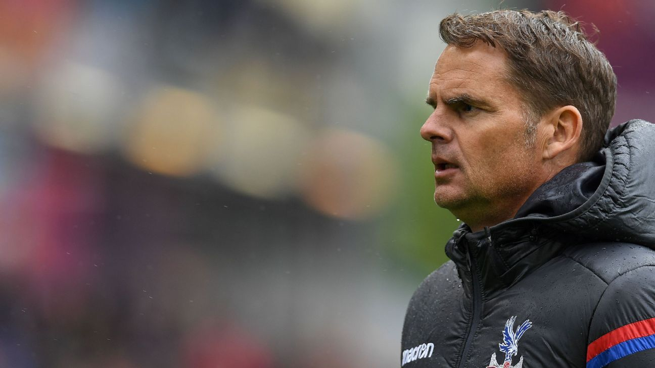 Atlanta considering former Ajax manager Frank de Boer as coach - sources