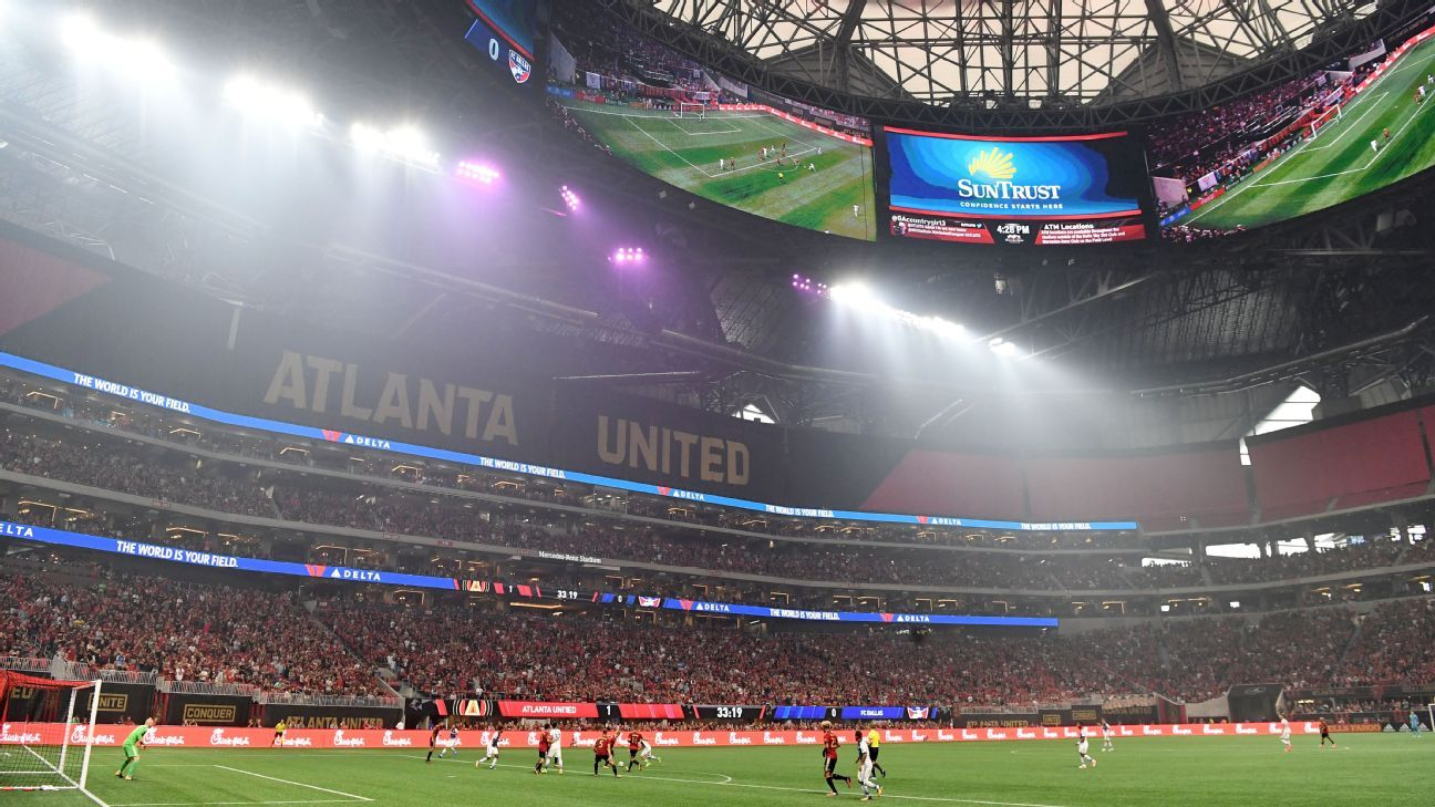Atlanta United sets MLS attendance records for single season and game