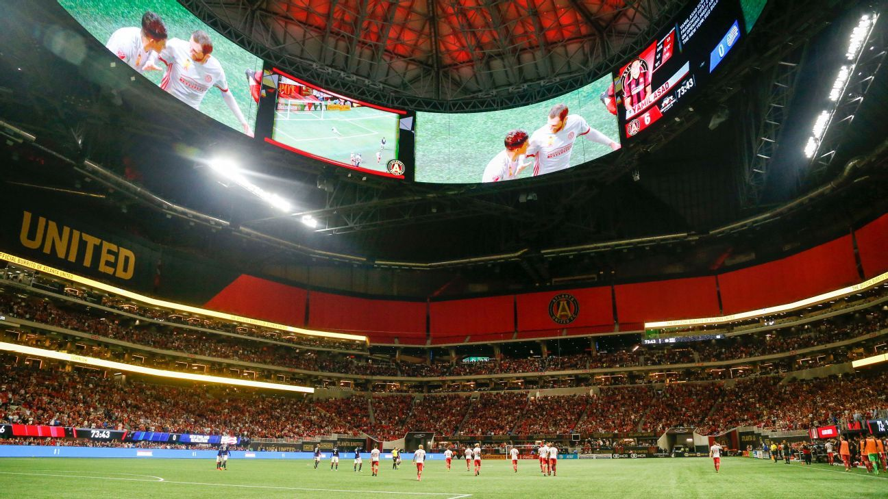 Mercedes-Benz Stadium should be one of the top choices among potential 2026 World Cup venues.