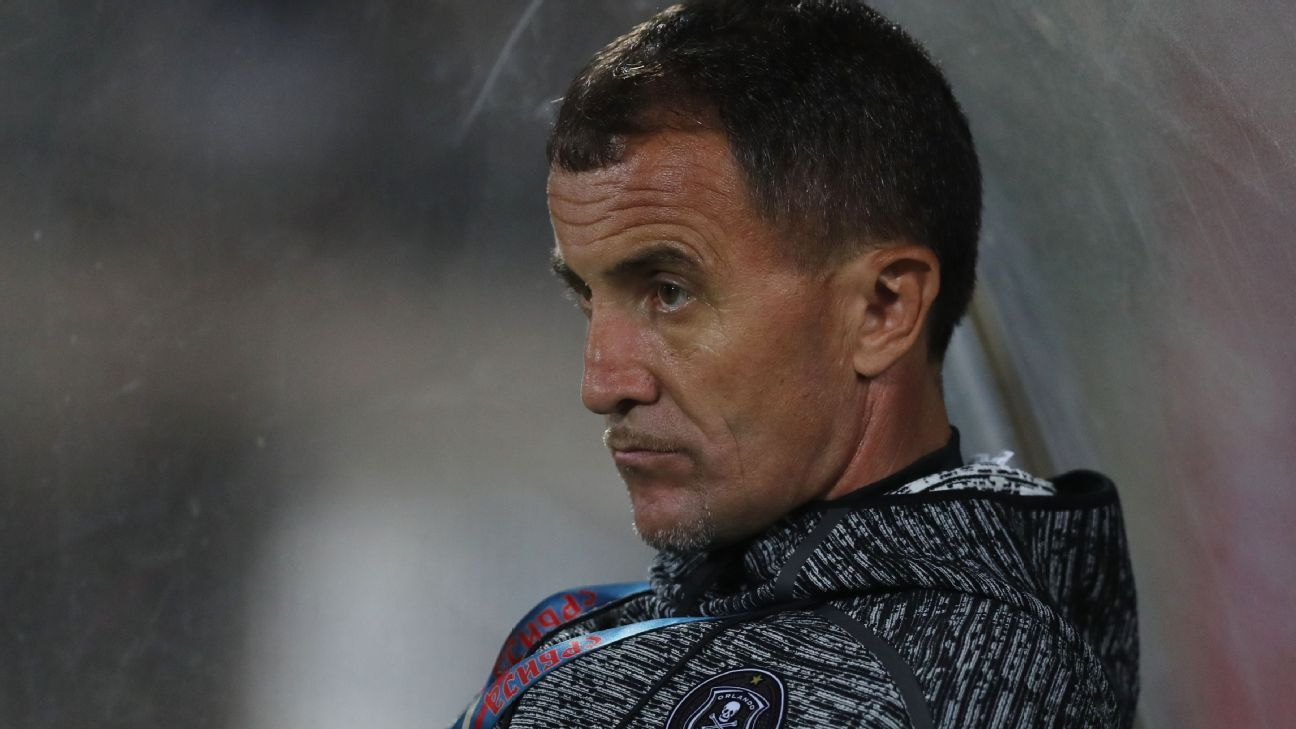 Orlando Pirates coach Milutin Sredojevic has not been impressed with the finishing he has seen since his return to the PSL.