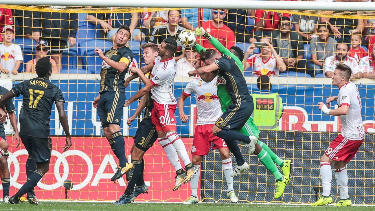 Jesse Marsch: 'Right decision' to rest Red Bulls stars for U.S. Open Cup final