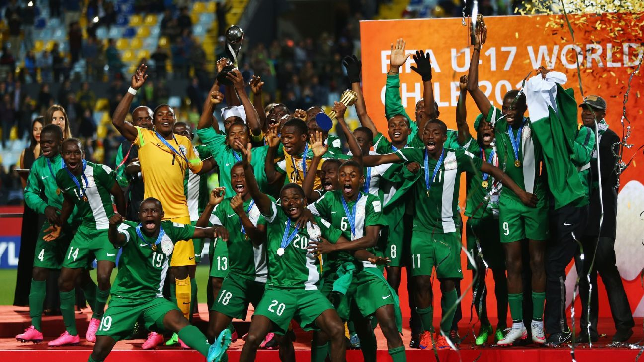 Nigeria have been the most successful team at the U-17 World Cup, having won the tournament five times.