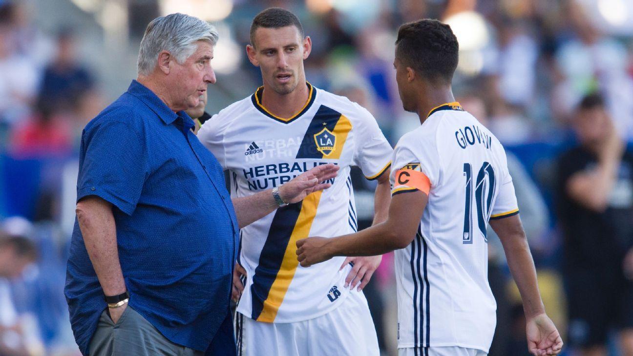 Landon Donovan says LA Galaxy don't have 'a real plan' to rebuild