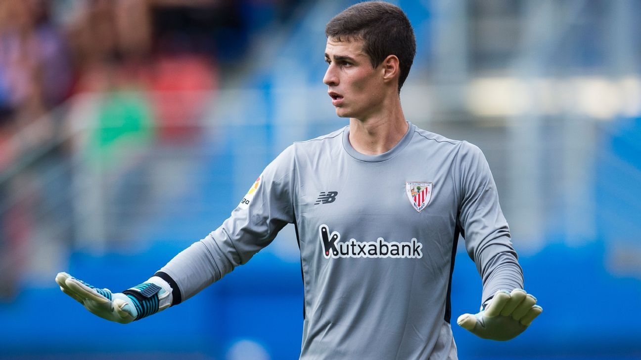 Kepa Arrizabalaga could become the most expensive goalkeeper in history.