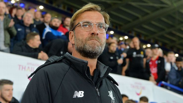 Jurgen Klopp's pressing system is not an easy thing for new players to adapt to immediately.