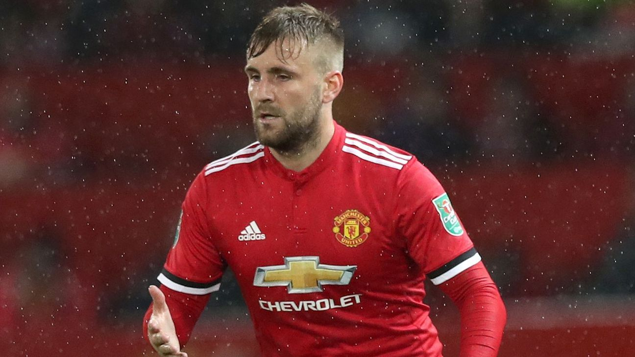 Luke Shaw set to feature for Manchester United vs Swansea ESPN FC