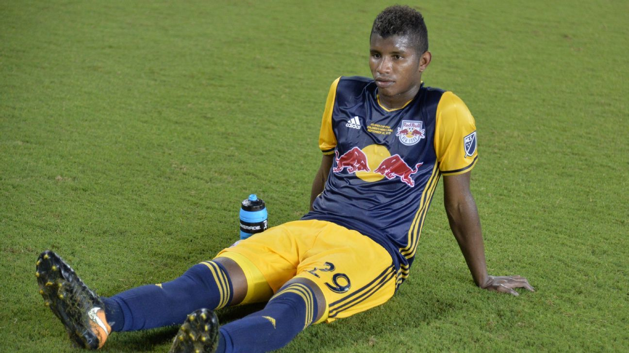 Jesse Marsch: 'Heartbreaking' to see Red Bulls' trophy drought go on