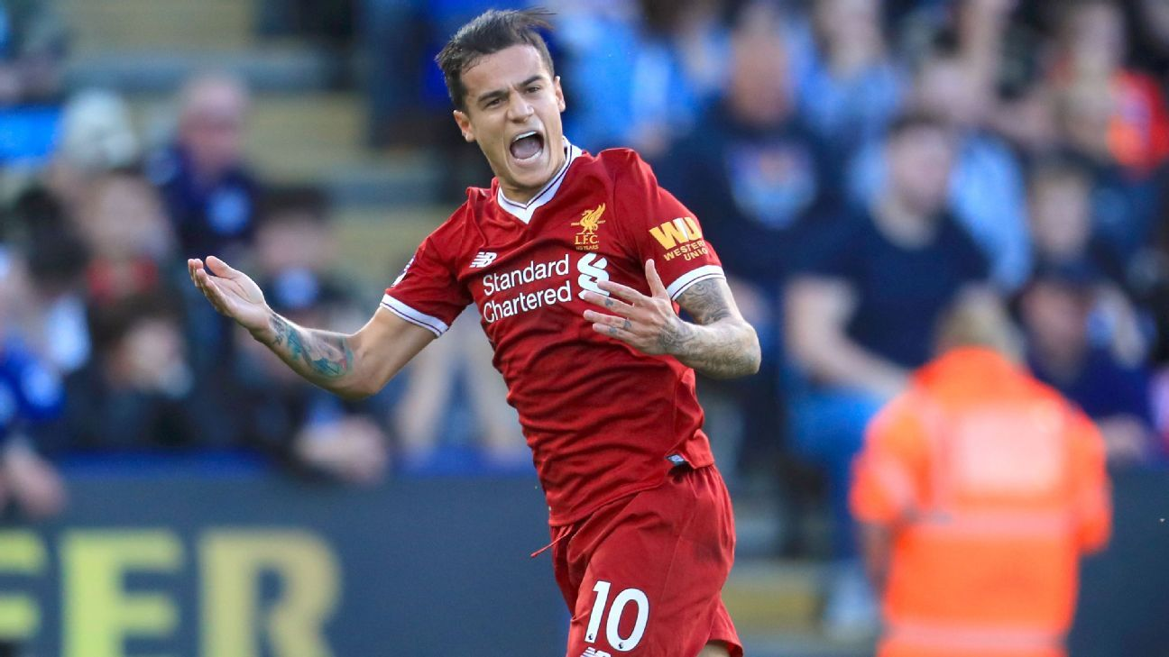 Liverpool hopeful of being able to convince Coutinho to stay - Klopp