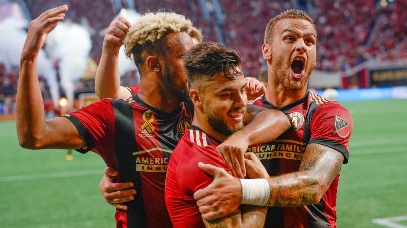Atlanta and Sporting KC on the up in MLS Power Rankings; Galaxy misery